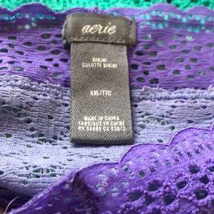 aerie Intimates & Sleepwear - Bundle of 2 NWOT Aerie panties. Size XXL